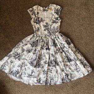 Bernie Dexter Pinup Circle Dress